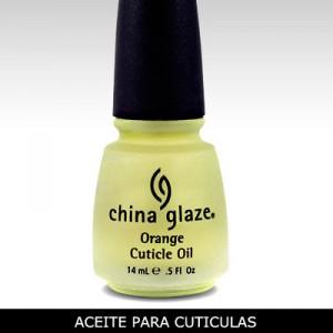 China Glaze Aceite Cutículas