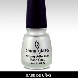 China Glaze Base de Uñas