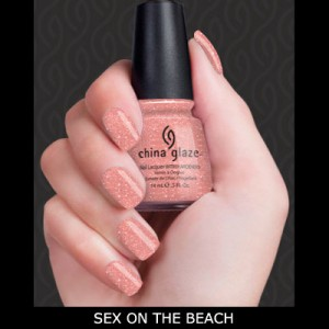China Glaze Sex on the Beach