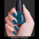 China Glaze Midnight Mission