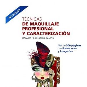 Libro Técnicas de Maquillaje y Caracterización