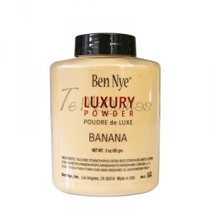 Luxury Powder Ben Nye 3 oz. / 85g.