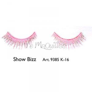 Pestañas Fashion Show Bizz K16 Kryolan
