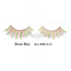 Pestañas Fashion Show Bizz K21 Kryolan