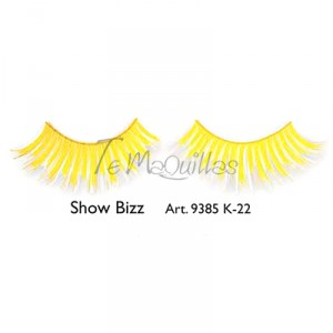 Pestañas Fashion Show Bizz K22 Kryolan