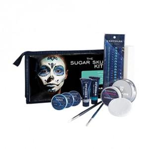 Kit Sugar Skull Kryolan
