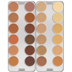 Paleta Dermacolor  24  Tonos